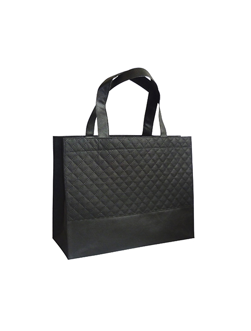 Ultrasonic Quilting Non-Woven Bag