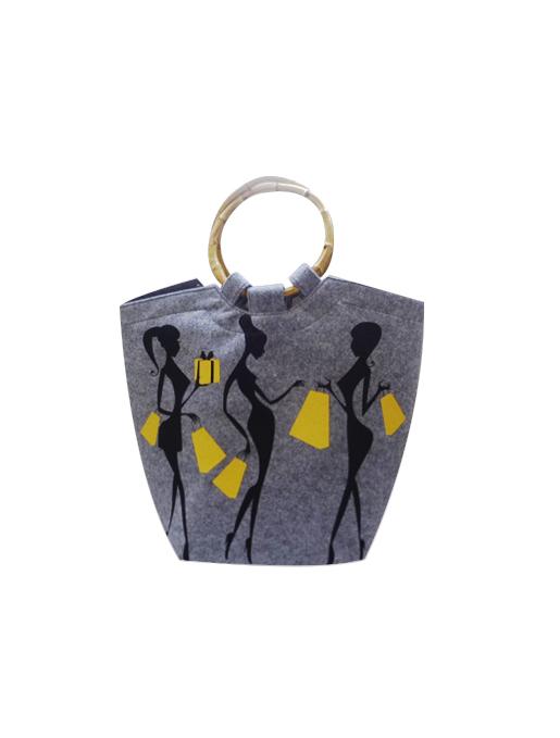 Needle Punch Non-Woven Bag